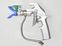 Graco type airless paint gun
