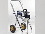 1.8hp airless paint machines cart hi-boy