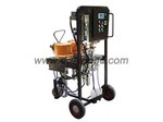 two components spraying equipments