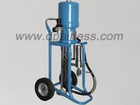 pneumatic airless paint sprayer set graco type