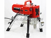 airless paint sprayer piston pump