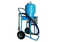 pneumatic airless pump set GRACO type