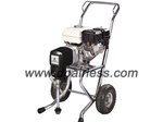 Petrol engine airless sprayer machine