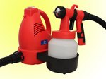 electric hvlp spray gun