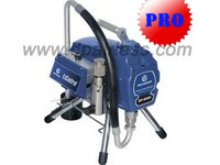 professional airless sprayer graco 495 model