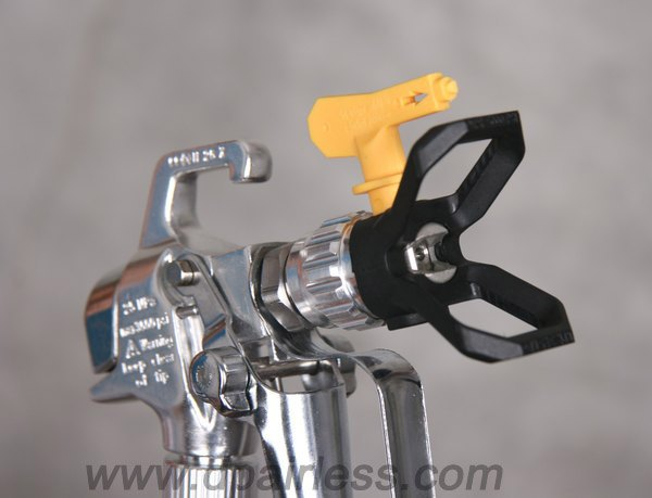 airless paint spray gun wagner type