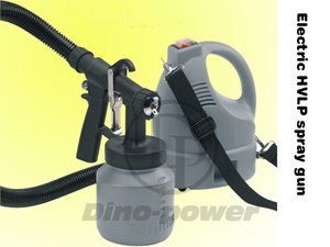 electrical hvlp painting spray guns