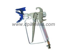 airless spray gun high pressure
