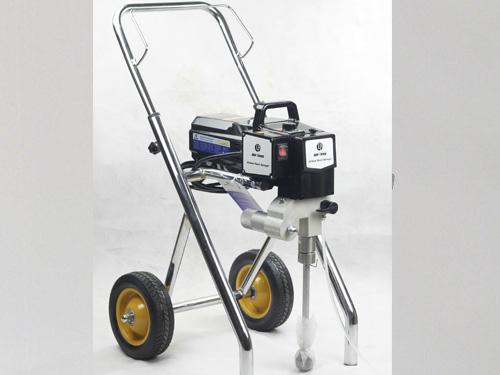 airless painting equipment 1.8hp 1300w hi-boy cart