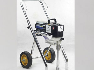 1.8hp airless paint equipment