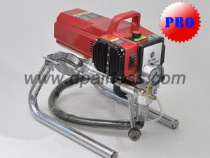 airless pump kit Titan 440i modellen
