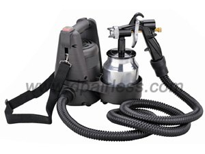 portable spray gun