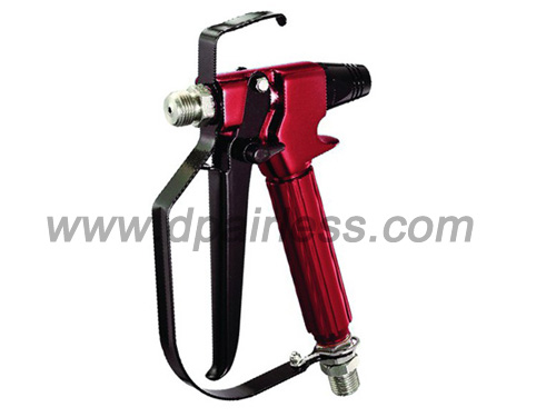 high pressure airless paint spray gun