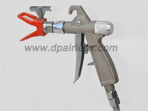 high pressure airless spray gun 500bar