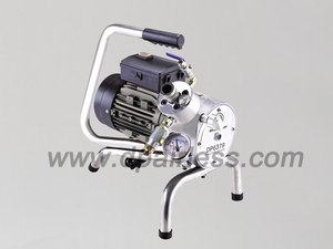 airless diaphragm pump kit