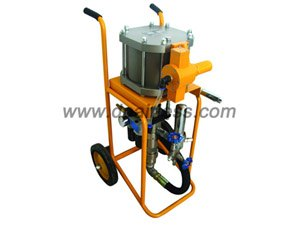 pneumatic airless paint equipment