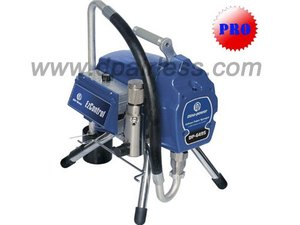 airless paint sprayer Graco 495 type