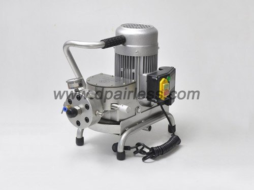 1.5hp airless painting pump airless painting sprayer equipment,belt-driven,high pressure 250bar