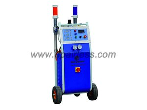 pneumatic PU polyurethane reactor sprayer
