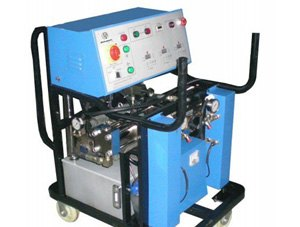 hydraulic polyurea spraying equipment machine