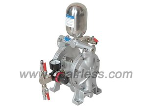 double diaphragm pump equipment