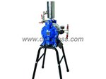 fluid transfer membrane pump low pressure