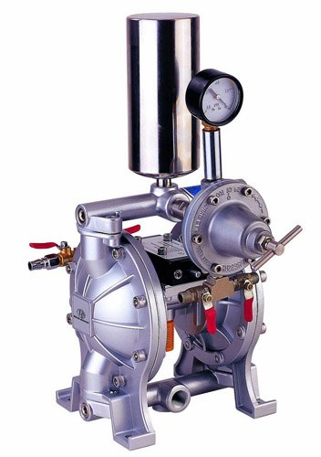 Double Diaphragm Pump Sprayer System Air Pneumatic Double