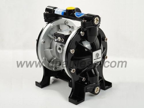big output double diaphragm pump