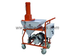 putty plaster spray equipment