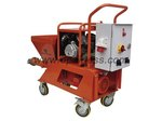 cement mortar sprayer machine