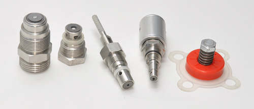 diaphragm valves for DP6820