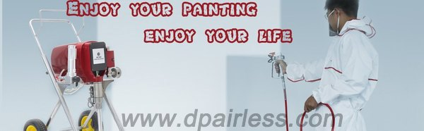 painting machine system