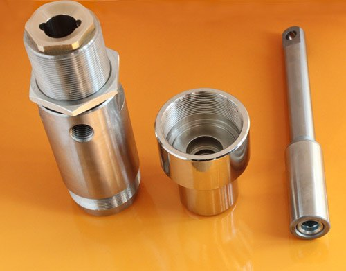 stainless steel pump body